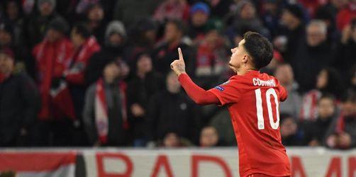 Bayern ungeschlagen ins Champions-League-Achtelfinale