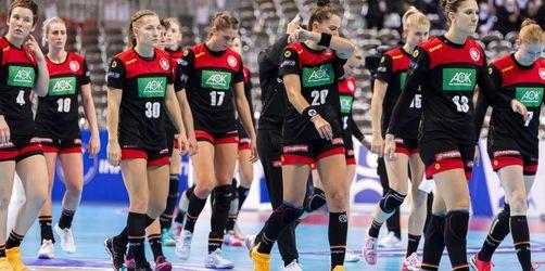 Olympia-Traum geplatzt: Handball-Frauen nur WM-Achte