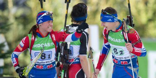 Russe Ustjugow im Doping-Visier - Gold für deutsche Staffel?