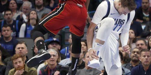 Mavericks geben nach Doncic-Verletzung Entwarnung