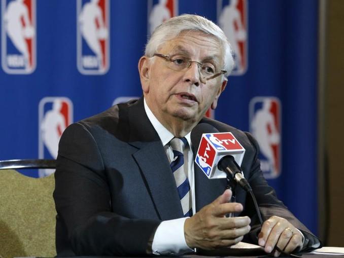 David Stern war 30 Jahre lang der Chef der NBA. /AP/dpa