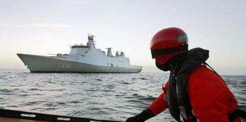 Dänische Marine vereitelt Piratenangriff vor Afrika