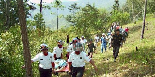 Viele Tote durch Erdrutsch in Guatemala
