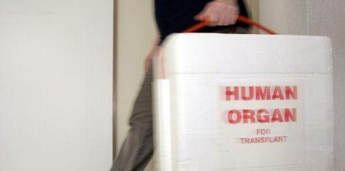 Weniger als 15 Organspender pro Million Einwohner