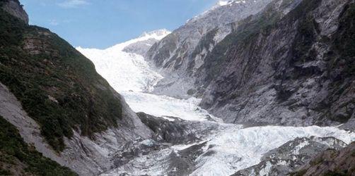 Neuseeland: Gletschereis erschlägt Touristen