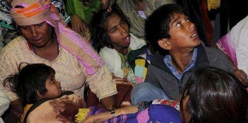 Viele Tote bei Großbrand in Karatschi