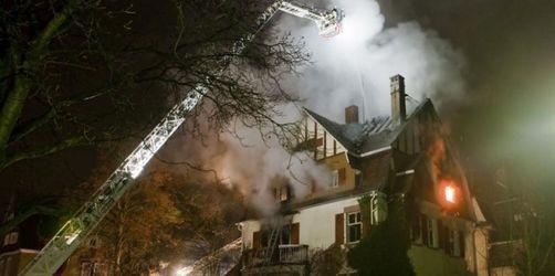 Drei Tote bei Wohnhausbrand in Hessen