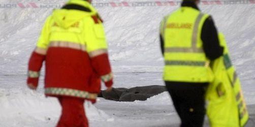 Norwegischer Polizist erschießt Ehefrau vor Schule