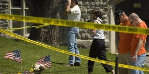 USA: Student schneidet Kommilitonin Kopf ab