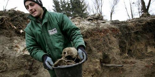 Tote von Marienburg sollen würdig bestattet werden