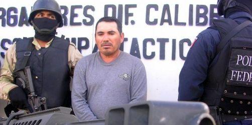 Armee fängt «Leichen-Zersetzer» in Mexiko