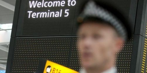 Flugzeug-Crew schmuggelte Kokain nach London