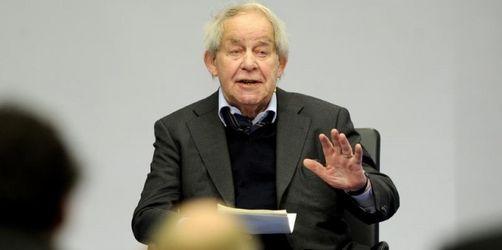 Siegfried Lenz erhält Lew-Kopelew-Preis