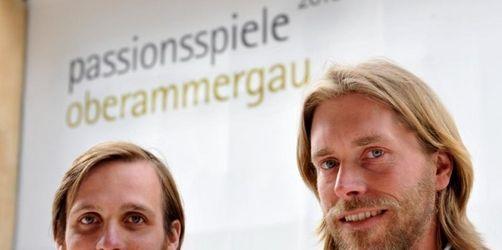 Oberammergau: Psychologe und PR-Sprecher als Jesus