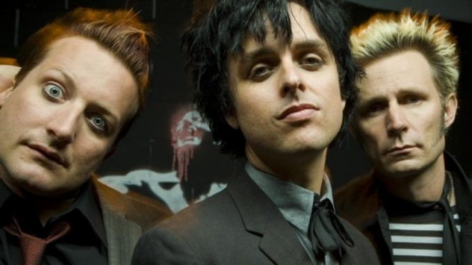 Billie Joe Armstrong hatte Stress
