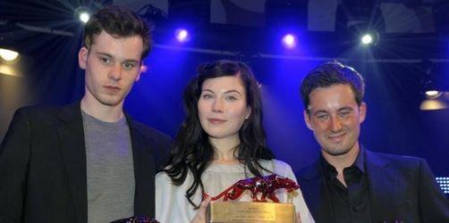 Verleihung des «New Faces Award»