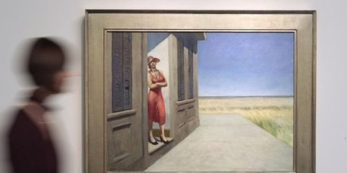 Edward Hopper im Hamburger Bucerius Kunstforum