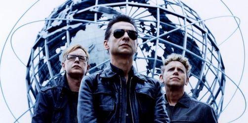 Depeche Mode führen weiter die Album-Charts an