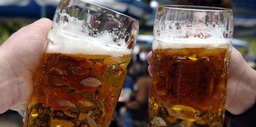 Am Vatertag die meisten Alkoholunfälle