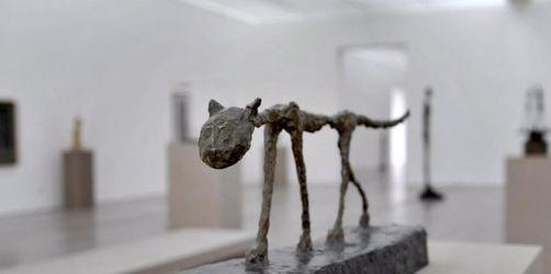 Fondation Beyeler zeigt große Giacometti-Schau