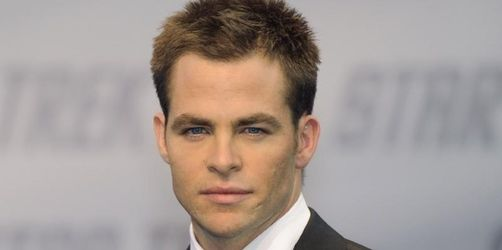 Chris Pine gibt nach «Star Trek» Gas
