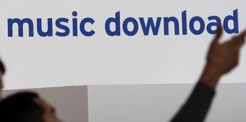 Millionenstrafe für Download von 24 Songs