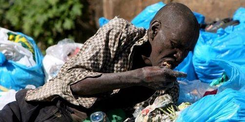 Erstmals hungern über eine Milliarde Menschen