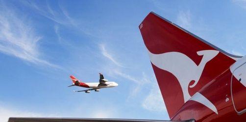 Qantas-Airbus in Turbulenzen - sieben Verletzte