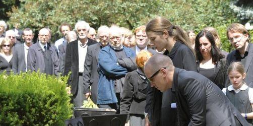 Regisseur Jürgen Gosch in Berlin beigesetzt