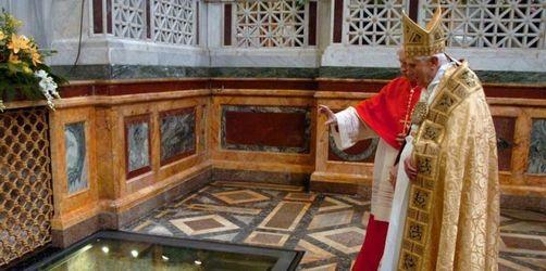 Paulus-Grab wird nach Sensationsfund geöffnet