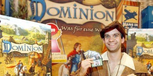 «Dominion» ist Spiel des Jahres