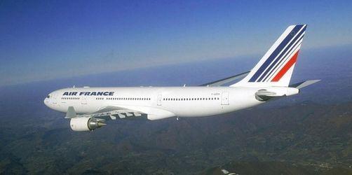Neue Panne mit Messgeräten auf Air-France-Flug