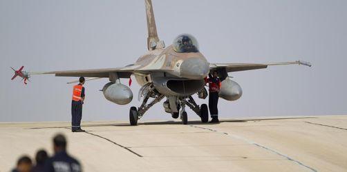 Erneut israelischer Angriff auf Militärflughafen in Syrien