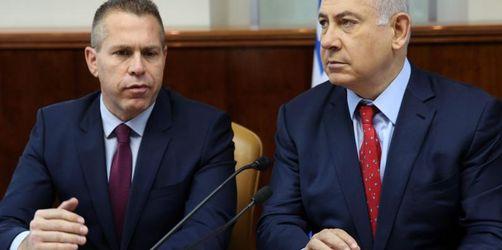 Israel wirft EU Unterstützung von israelfeindlichen NGOs vor