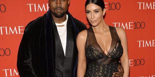 Kim Kardashian und Kanye West feiern Hochzeitstag