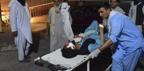 54 Tote bei IS-Anschlägen auf Friedenstreffen in Afghanistan