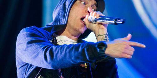 US-Rapper Eminem verschreckt seine Fans