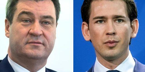 Regierungen Bayerns und Österreichs beraten über Asylpolitik
