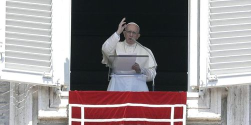 Papst: Kirche hat Missbrauchsopfer ignoriert
