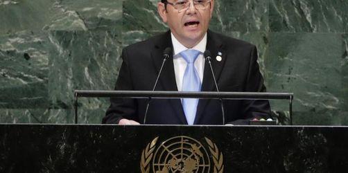 Guatemala: Korruptionsjäger bedrohen Frieden des Landes