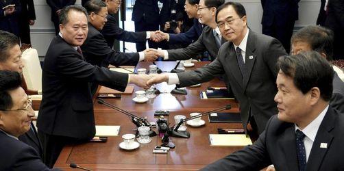 Süd- und Nordkorea reden über weitere Annäherung