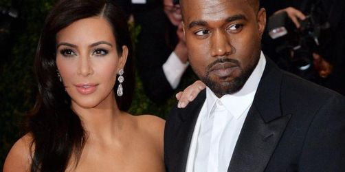 Kanye West und Kim Kardashian zu Besuch in Afrika
