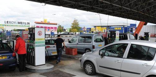 Verkehrskollaps in Frankreich befürchtet
