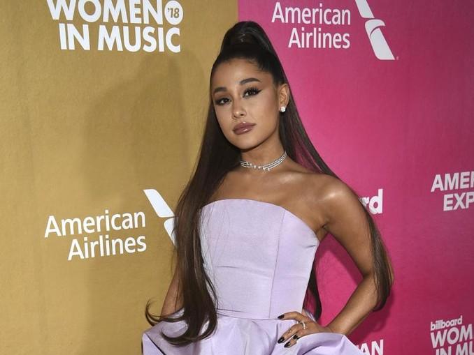 Ariana Grande ist 2018 durch ein Wechselbad der Gefühle gegangen. Foto:Evan Agostini/Invision