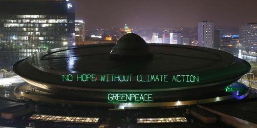 Heiße Phase der UN-Klimakonferenz in Polen