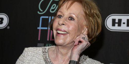 Carol Burnett erhält neuen Golden-Globe-Ehrenpreis