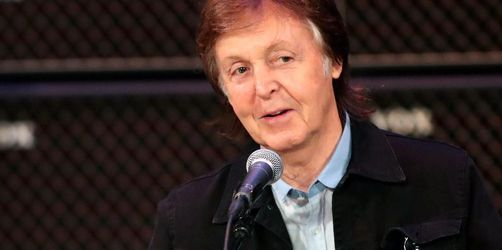 Einbruch bei Paul McCartney in London