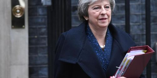 May will kein neues Brexit-Referendum