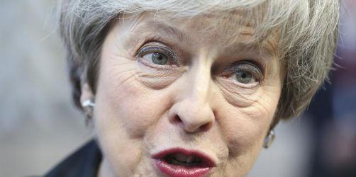 May: Abstimmung zu Brexit-Deal in der dritten Januarwoche