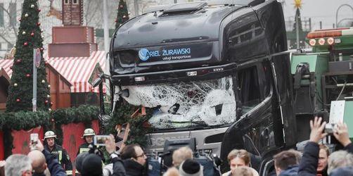 Besitzer des Berliner Terror-Lkws gibt auf